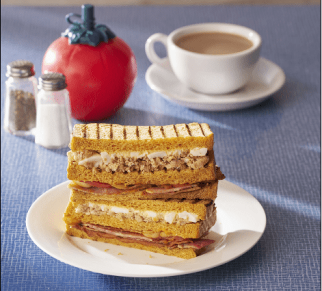 Waitrose heston breakfast sandwich