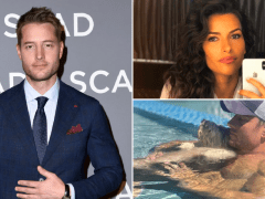 Justin Hartley fuels dating rumours with Sofia Pernas on Instagram