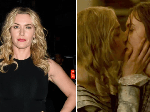 Kate Winslet choreographed her own sex scenes with Saoirse Ronan in Ammonite: 'I felt the least self-conscious'