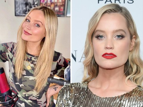 Laura Whitmore denies 'recruiting for British Army' after backlash over podcast promo