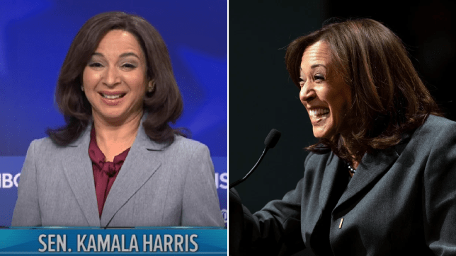 Joe Biden Picks Kamala Harris Maya Rudolph Has Perfect Reaction Metro News