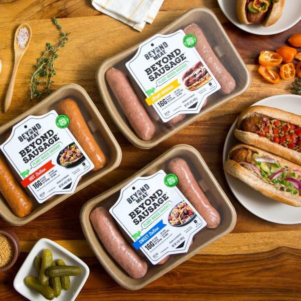 Sausages might become 'vegan tubes'