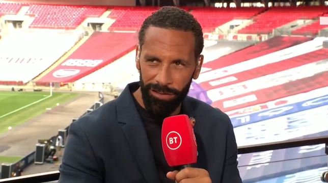 Rio Ferdinand believes Frank Lampard 'sent a message' to his Chelsea squad