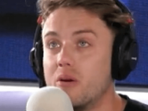 Roman Kemp breaks down in tears after producer's Joe Lyons' death