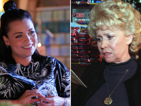 EastEnders star Shona McGarty reveals Barbara Windsor 'told her off' for being late