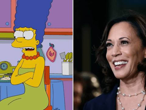 Marge Simpson hits out at Donald Trump advisor jokingly comparing Kamala Harris to cartoon character