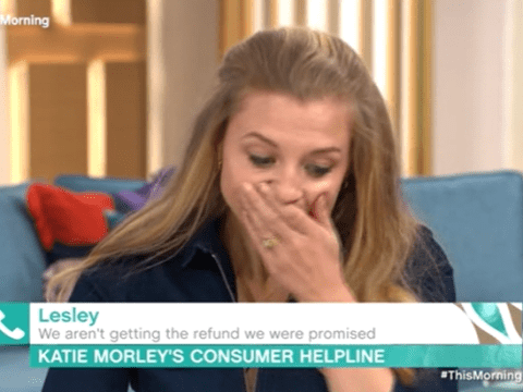 This Morning agony aunt mortified after swearing during live interview