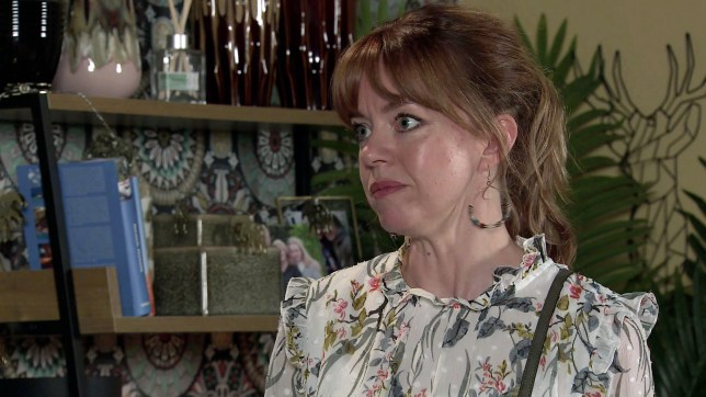 Toyah in Coronation Street