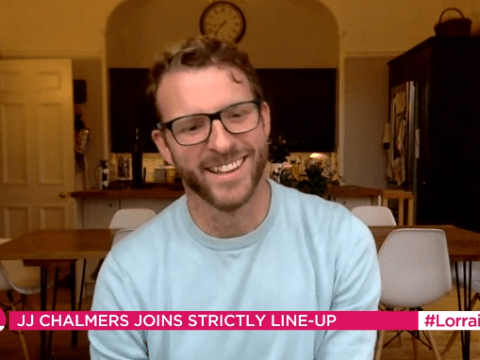 JJ Chalmers joins Strictly Come Dancing line up