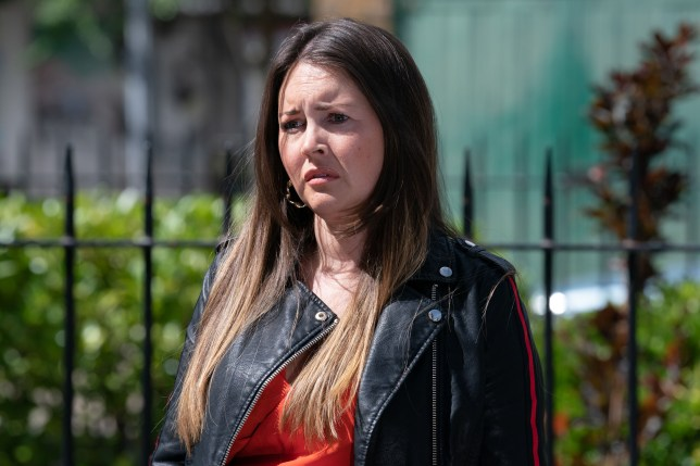 Stacey in EastEnders