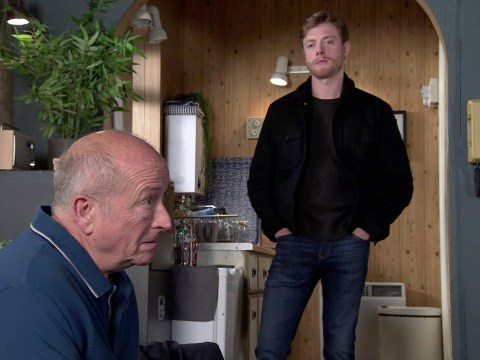 Coronation Street spoilers: Geoff Metcalfe seethes as Daniel Osbourne brutally attacks him