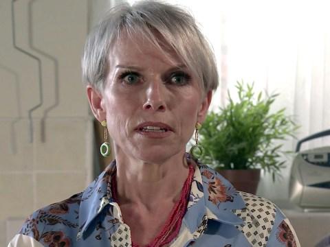 Sue Devaney reveals why Debbie Webster is helping Ray Crosby destroy Coronation Street