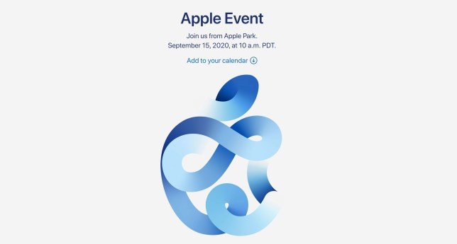 Apple has announced it is holding an event next week (Apple)
