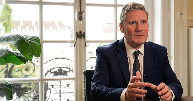 Keir Starmer's direct address to the nation