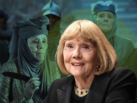 An ode to Game Of Thrones icon Lady Olenna Tyrell as Dame Diana Rigg dies aged 82