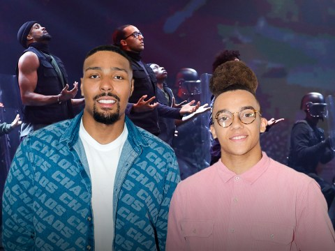 Diversity's BGT routine was never meant to just be about Black Lives Matter reveals Jordan Banjo: 'People missed the point'
