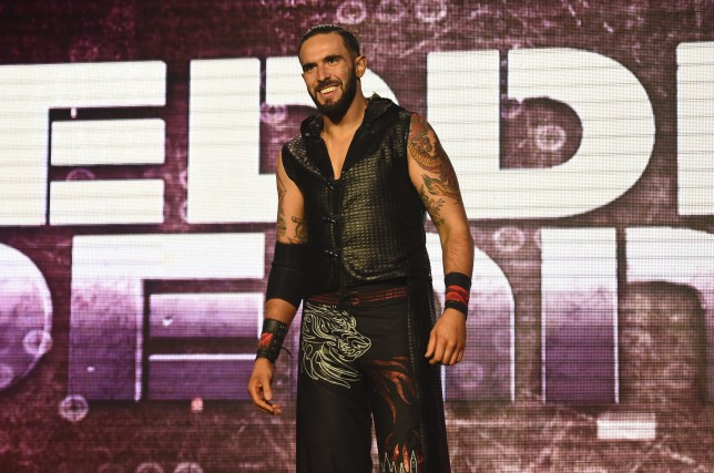 WWE and NXT UK superstar Eddie Dennis