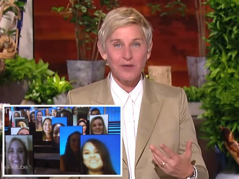 Ellen DeGeneres continues to poke fun at 'toxic' workplace scandal after former employees slammed jokes