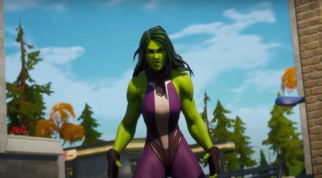 Fortnite She Hulk
