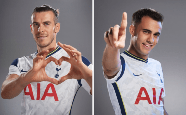 Gareth Bale tells Tottenham fans what they can expect from fellow signing Sergio Reguilon
