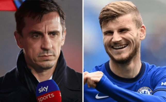 Gary Neville issues note of caution over Chelsea's summer transfer business