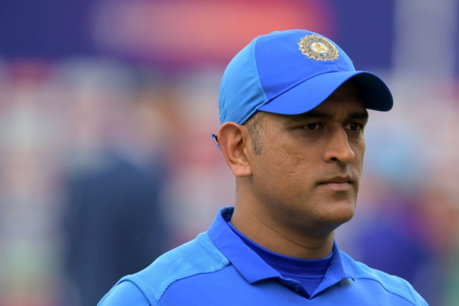 Former India star MS Dhoni is captain of the Chennai Super Kings