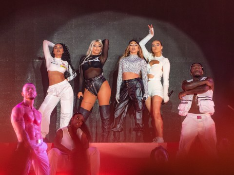 Little Mix announce Confetti Tour as they team up with Black Minds Matter UK