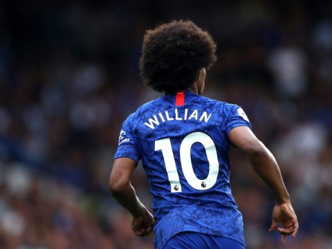Chelsea to hand Willian's iconic No.10 shirt to Christian Pulisic