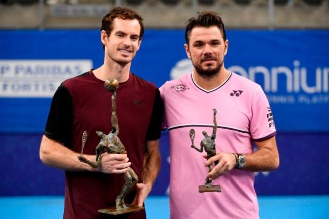French Open Men S Draw Murray To Face Wawrinka As Nadal Djokovic Learn Fate Metro News