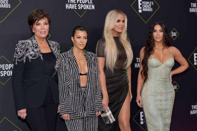 Kardashian- Jenner Family