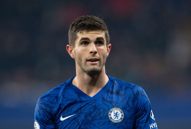 Frank Lampard provides Christian Pulisic injury update ahead of Liverpool clash