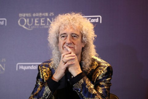 Brian May nearly died of stomach explosion | Metro News