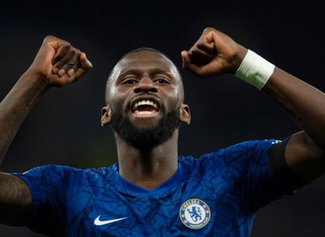 Antonio Rudiger has reacted to Chelsea's transfer deals for Kai Havertz and Thiago Silva
