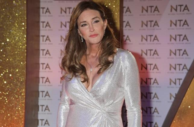 National Television Awards 2020 - VIP Arrivals