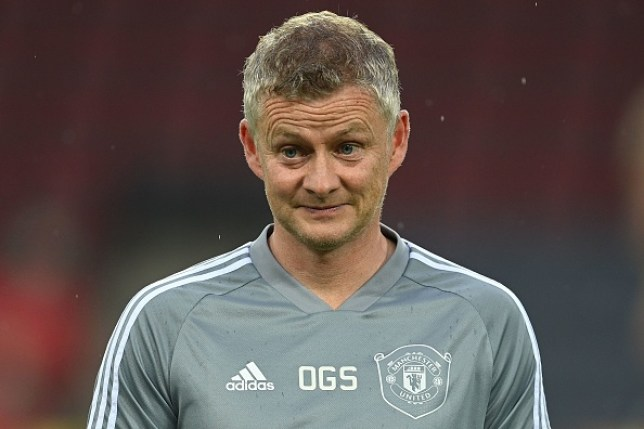 Ole Gunnar Solskjaer's position is under threat after Manchester United's poor start