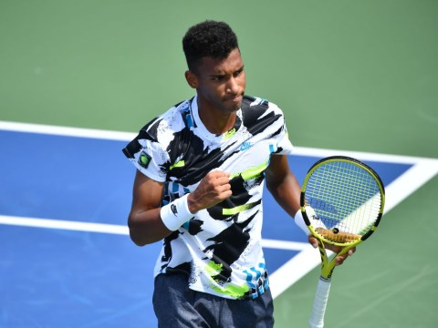 After watching him live at 11, Auger-Aliassime prepares for his own US Open clash with Andy Murray