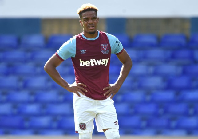 West Ham have sold rising star Grady Diangana to West Brom