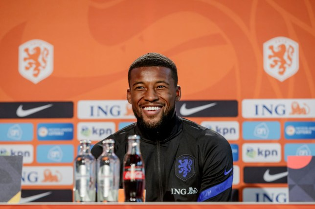Georginio Wijnaldum is reportedly on the verge of leaving Liverpool and joining Barcelona