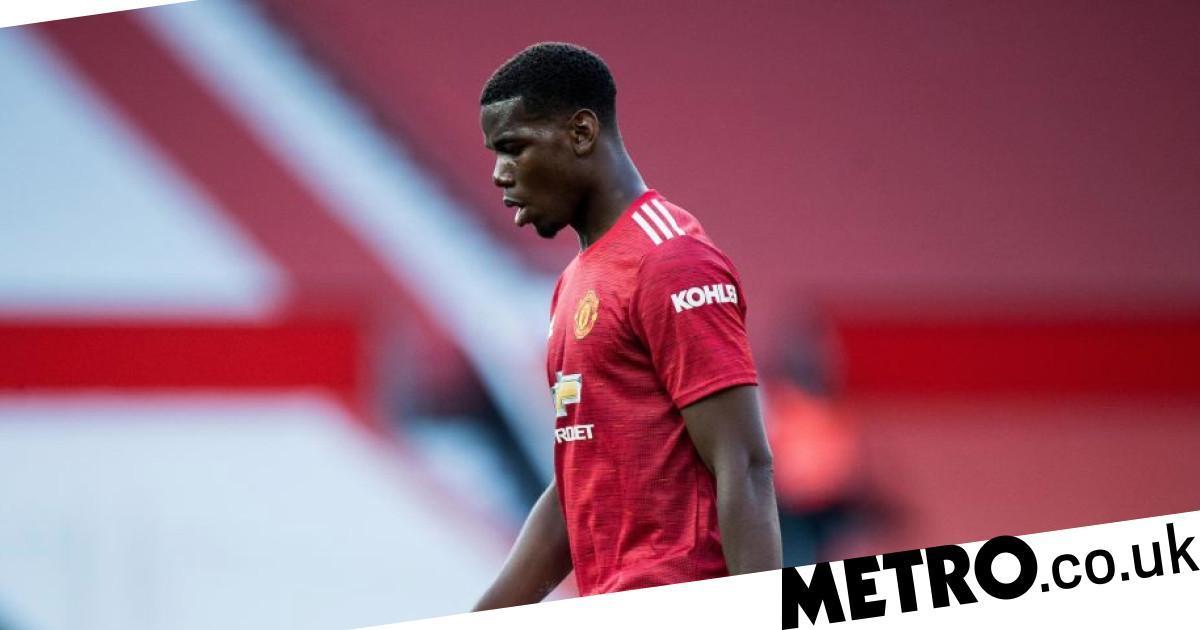 Man Utd news: Solskjaer should sell Pogba, says Carragher - Metro.co.uk