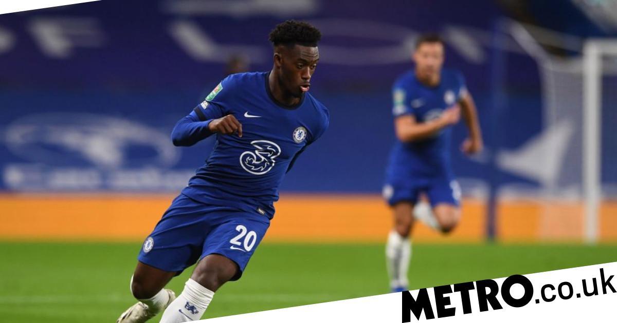 Frank Lampard rates Callum Hudson-Odoi performance amid Chelsea exit talk - metro