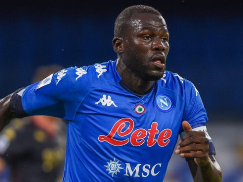 Napoli rule out move for Kalidou Koulibaly amid Liverpool and Manchester City speculation