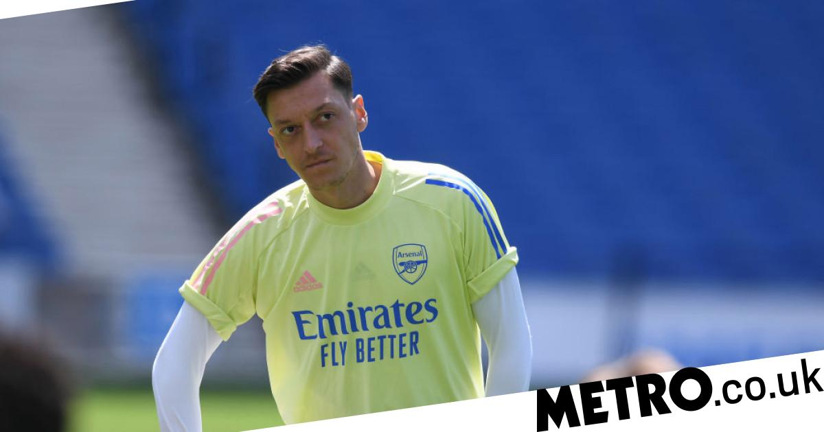 Mikel Arteta explains why he is not picking Mesut Ozil - metro
