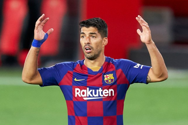 Barcelona star Luis Suarez threatens to snub Juventus and join Atletico  instead | Metro News