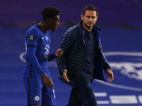 Frank Lampard opens door to Callum Hudson-Odoi departure from Chelsea