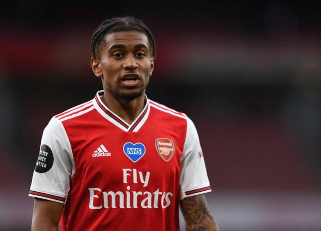 Arsenal make decision over Reiss Nelson transfer | Metro News