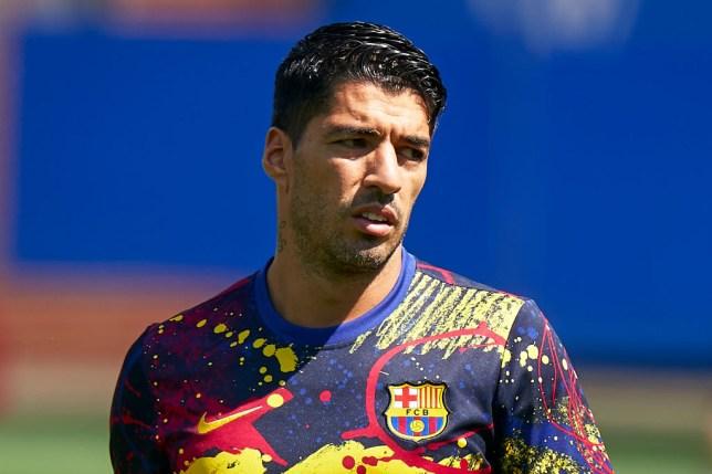 Luis Suarez had been deemed surplus to requirements by Barcelona