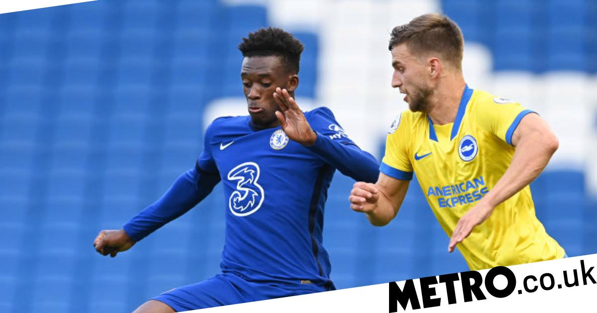 Frank Lampard issues challenge to Callum Hudson-Odoi to secure Chelsea future - metro