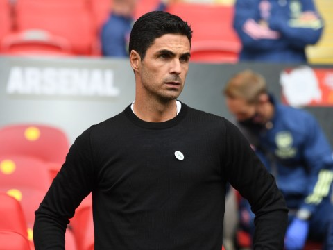 Francis Cagigao sends farewell message to Arsenal and predicts bright future for Mikel Arteta
