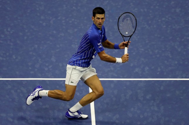 Novak Djokovic Ignored Warnings About Anger Before Us Open Default Metro News
