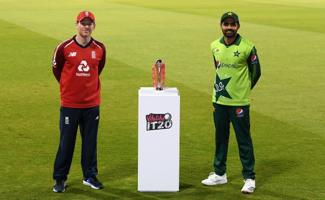 Pakistan beat England in the third T20 to draw the series